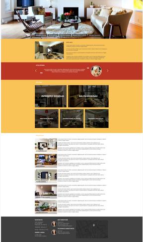 网站模板展示